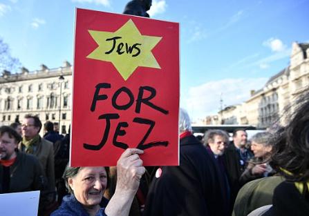 Angry about Labour 'antisemitism'? I'm furious… and here's why